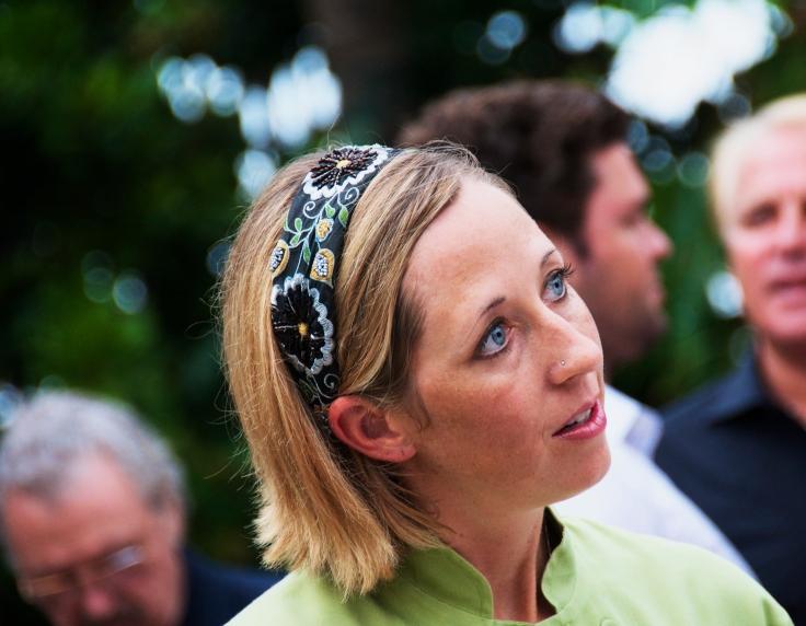 Chef Julie Frans