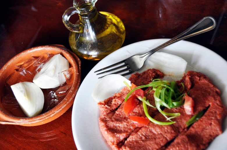 Kibbeh Nayeh