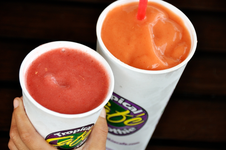 photo of smoothies
