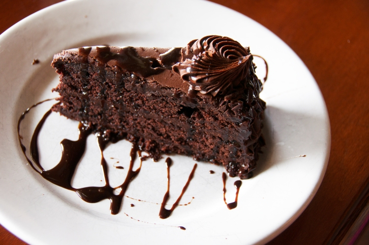 Chocolate Ecstasy Cake