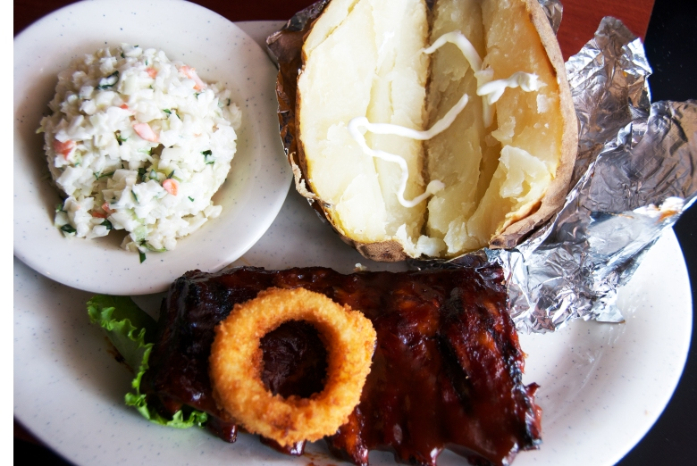 Woody's Signature Baby Back Ribs