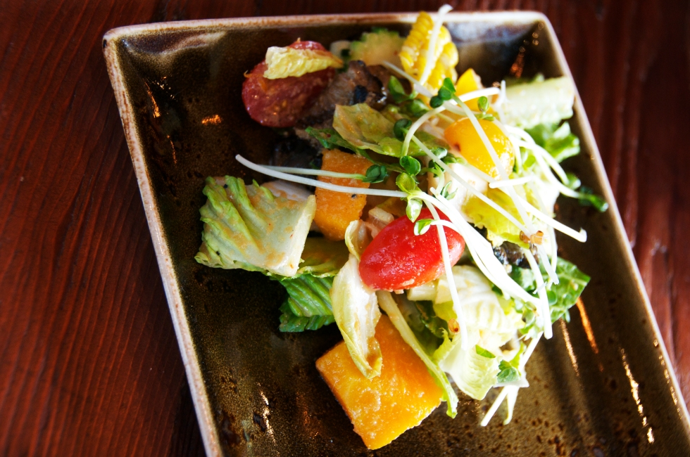 Boran salad