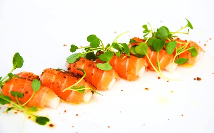 salmon nashi