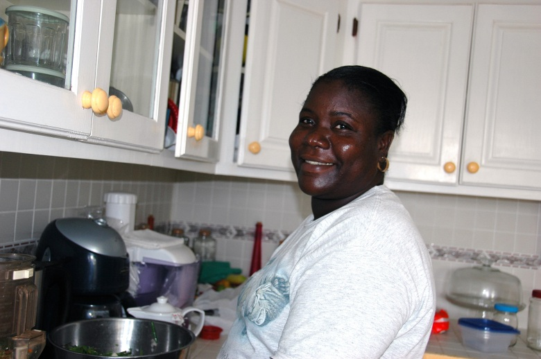 Lera Fortune is one of the best cooks in Grenada
