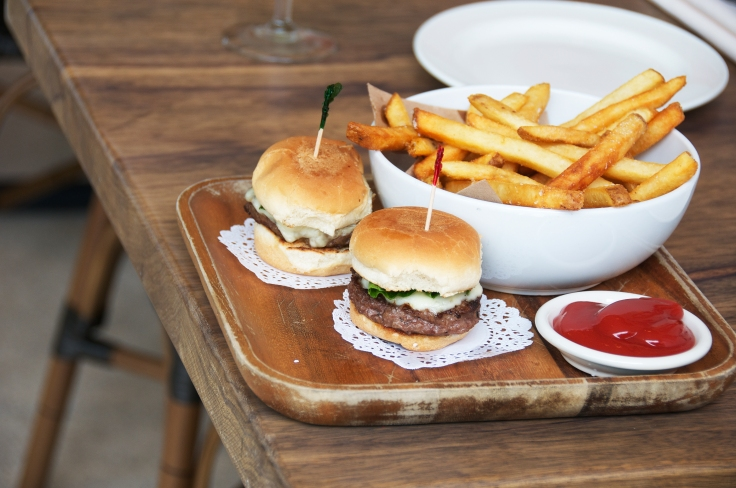 Mini Filet Mignon Burgers