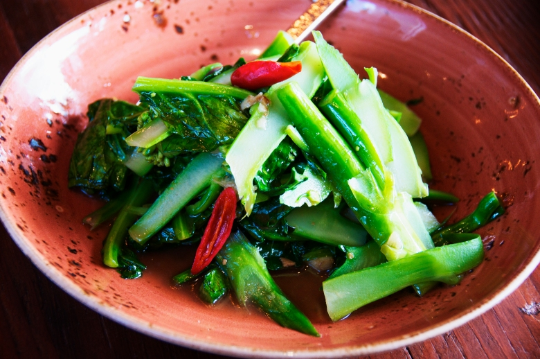 Chinese Broccoli Stir Fry