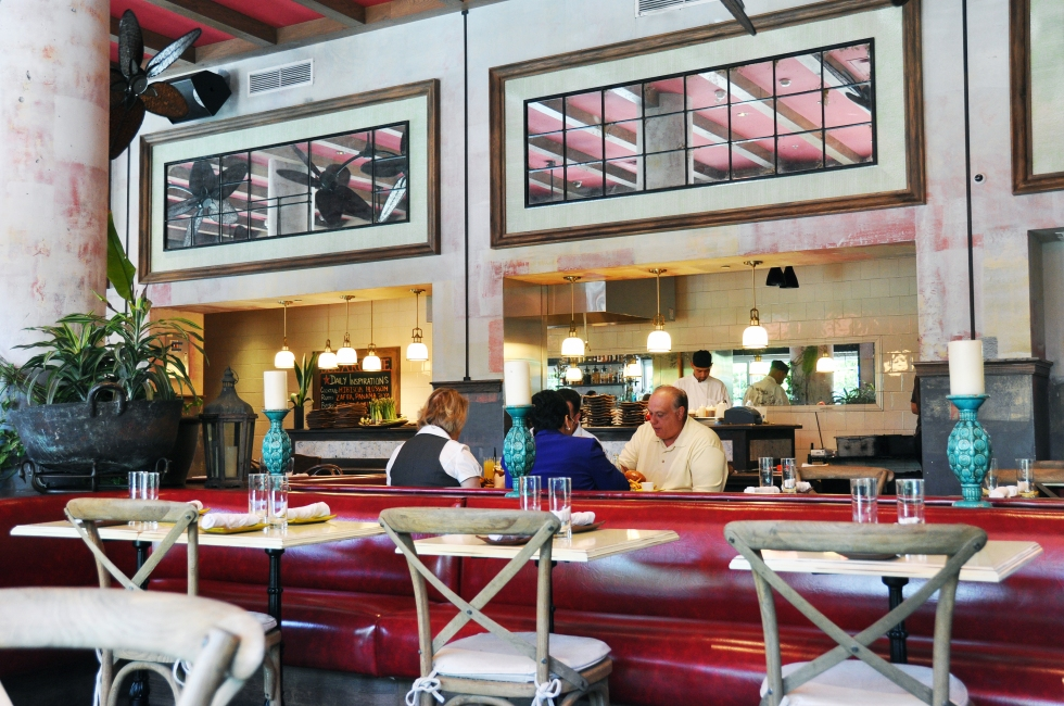 photo of the inside to Sugarcane Raw Grill & Bar