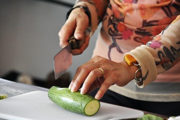 Teaching Knife Skills
