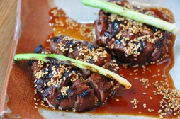 spicy beef tenderloin