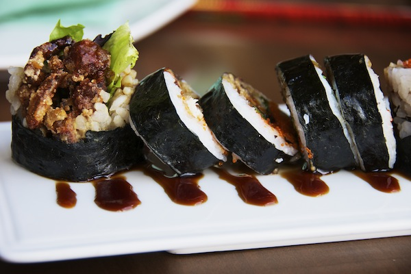 The Rusty Spider Roll