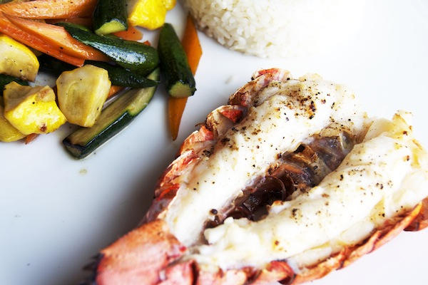 Florida Lobster Tail