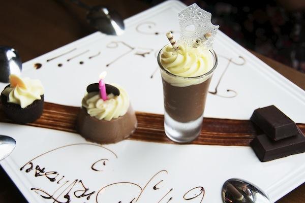 Chocolate Sabotage