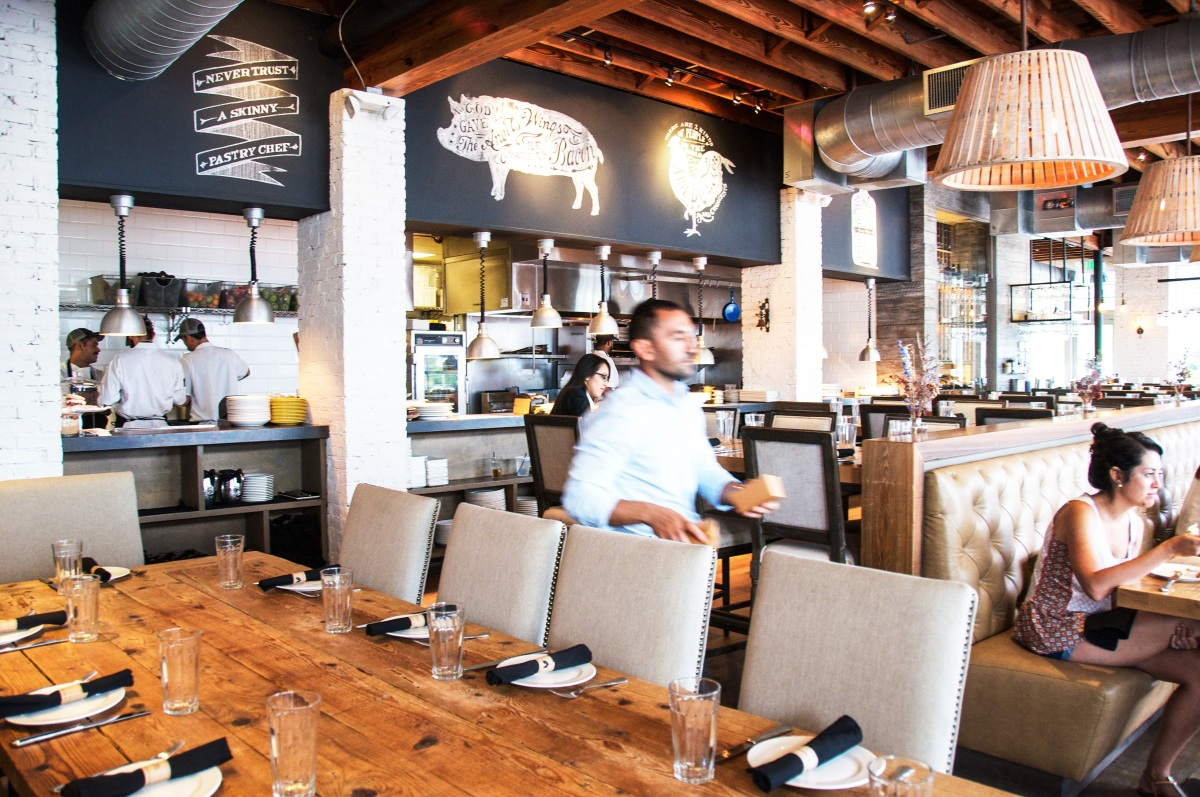 Yardbird Southern Table and Bar is all about the Love of Chicken ...