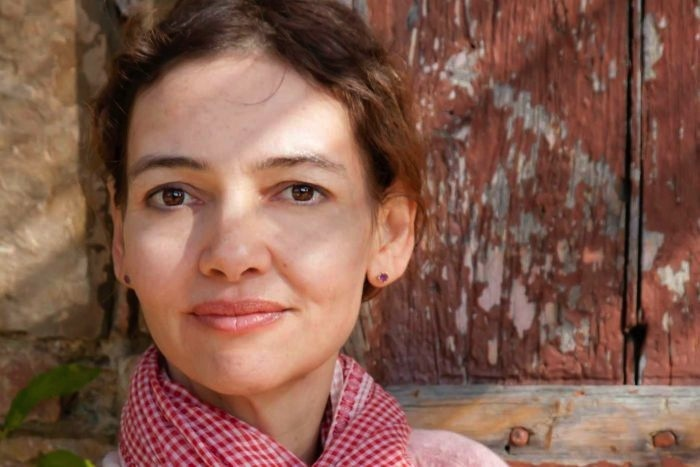 Tessa Kiros – photo courtesy of Andrews McMeel Publishing