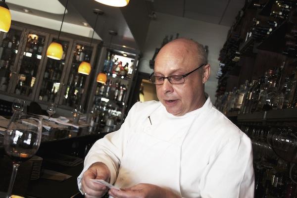 Chef Jan Jorgensen