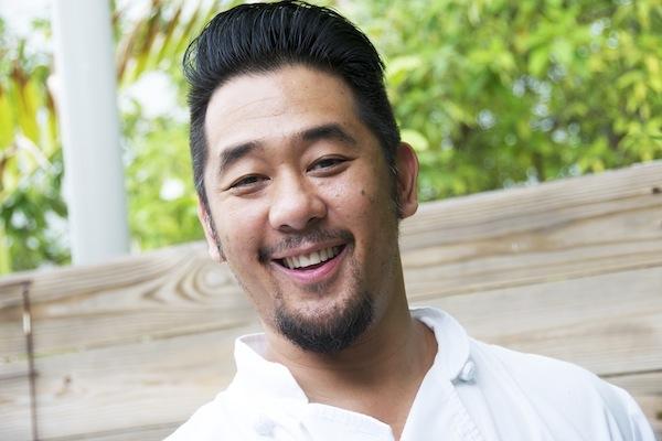 Chef Armando Litiatco
