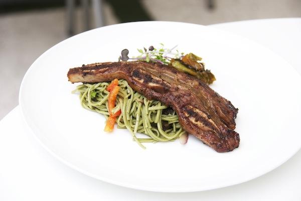 Kalbi & Soba Noodle Salad