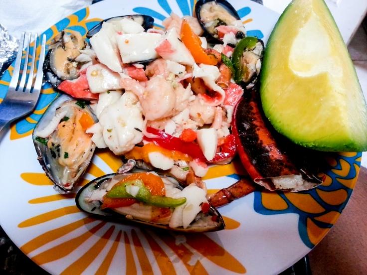 Seafood - Photo Credit : Irvin Madvibes