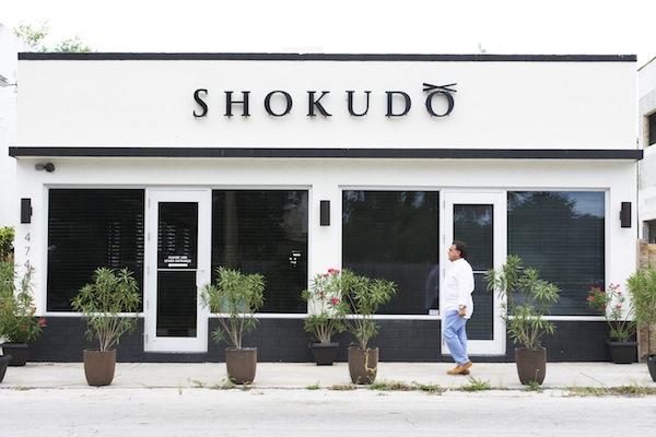Shokudo Exterior