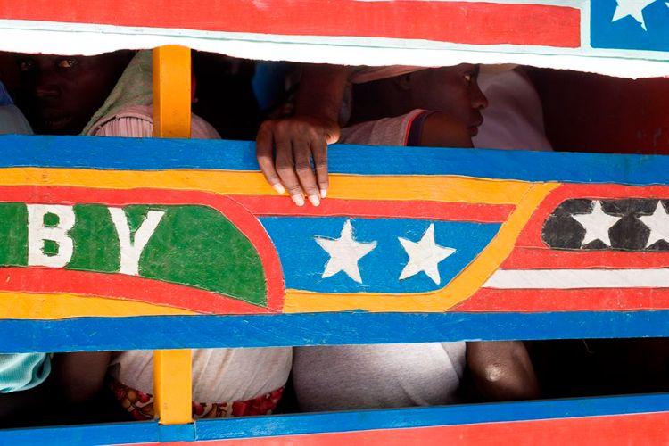 Tap Tap in Haiti - Photo Credit: Mike O'C