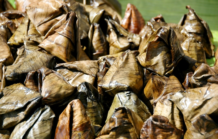 Zongzi (or zong