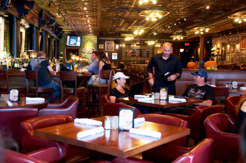big city tavern indoors