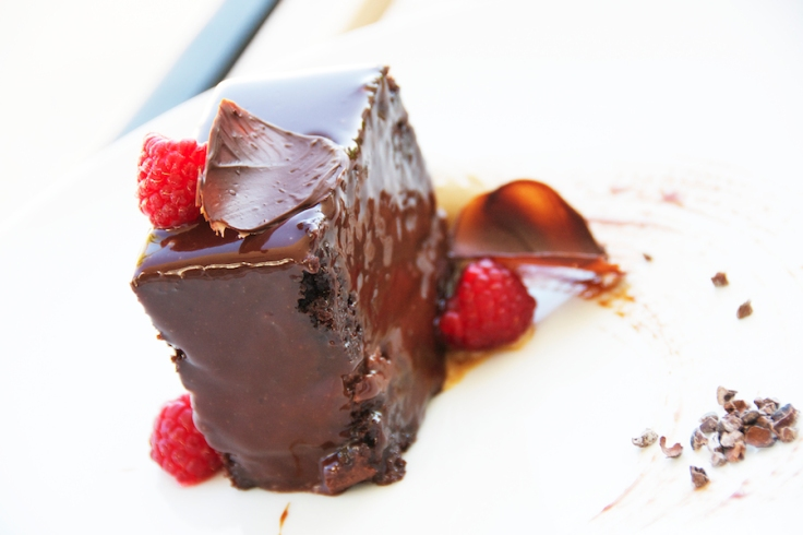 Dominican Republic Chocolate Cake