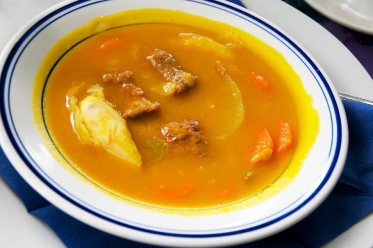 Soupe Joumou - Haitian Pumpkin Soup