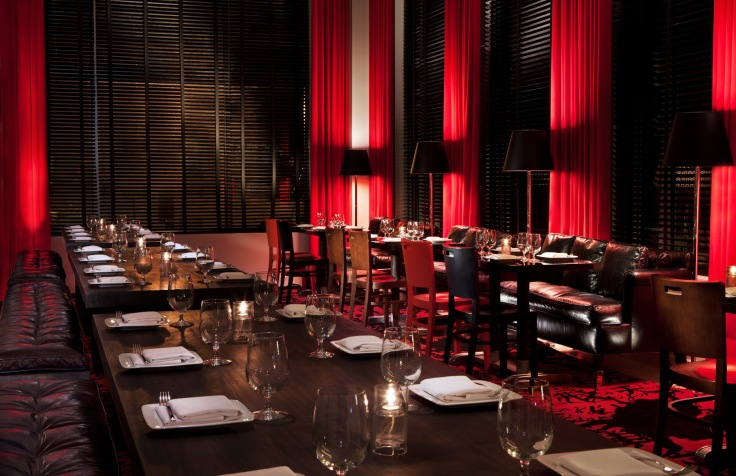 Rojo Dining Room