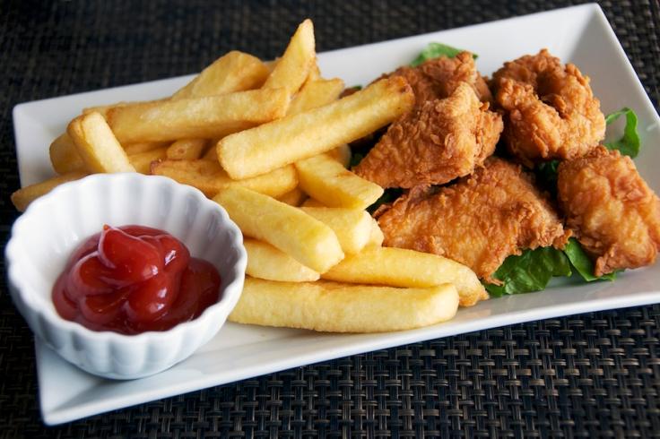 fish & chips Peruvian style