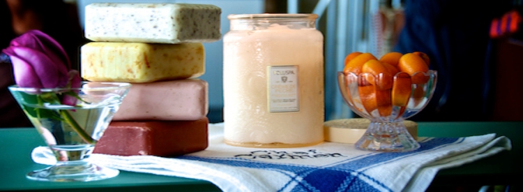 soap & candles