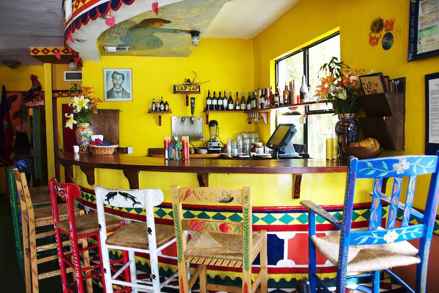 tap tap haitian restaurant