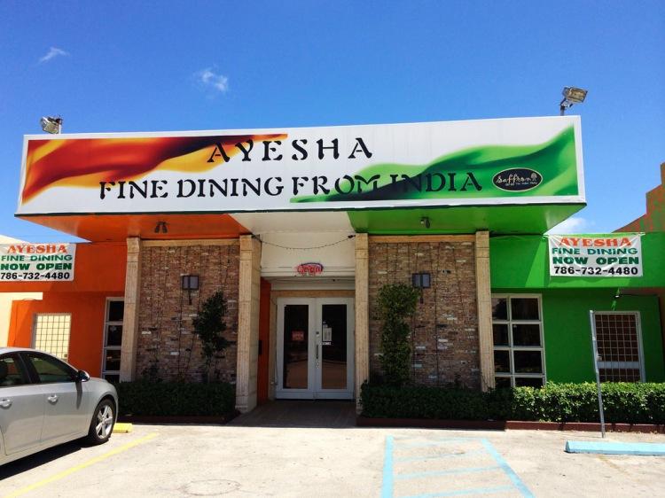 Ayesha Fine Dining