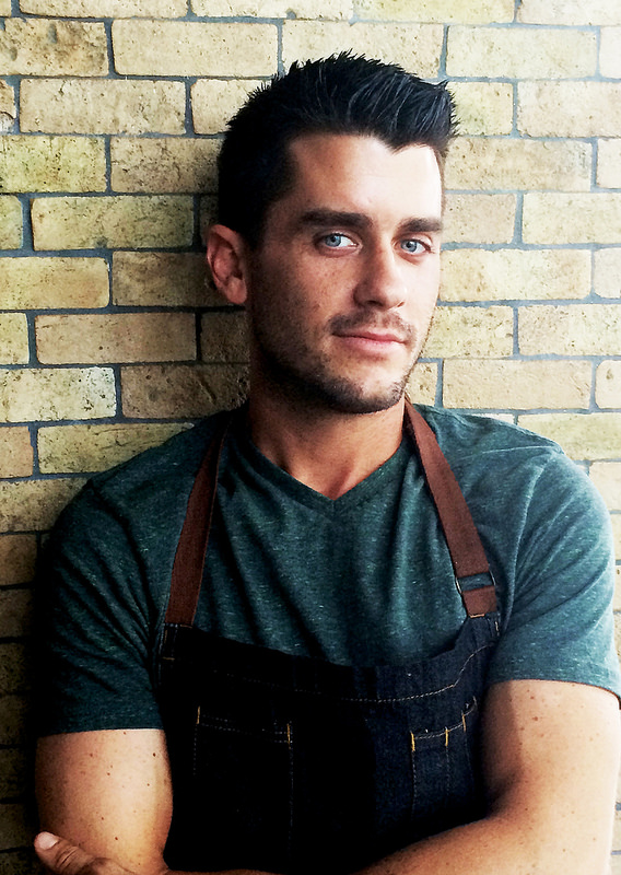 Chef de Cuisine Ryan Harrison
