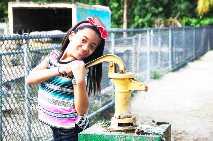 water pumping