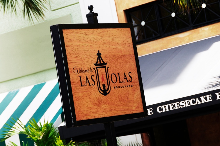welcome to las olas boulevard