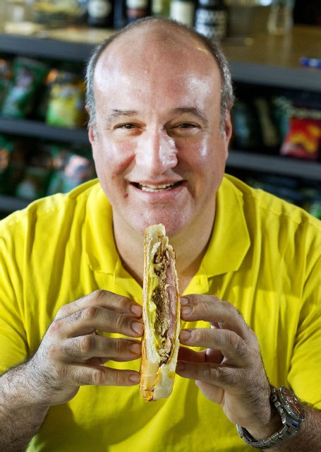 Chef Jimmy Carey - Photo by The Miami Herald