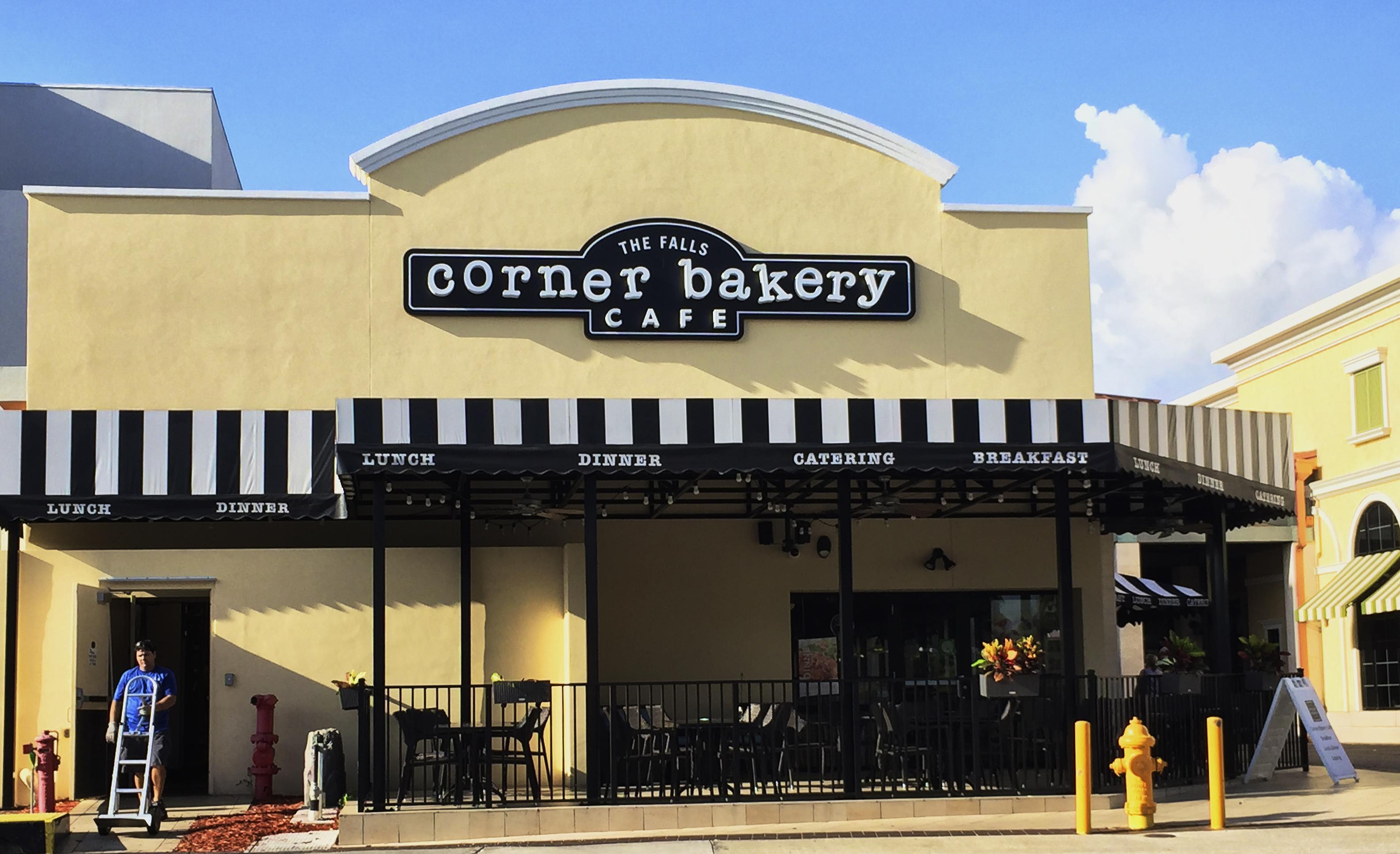 Corner Bakery Cafe Nanuet Hours