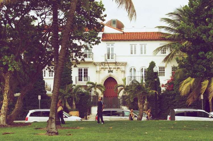 gianni versace's former house