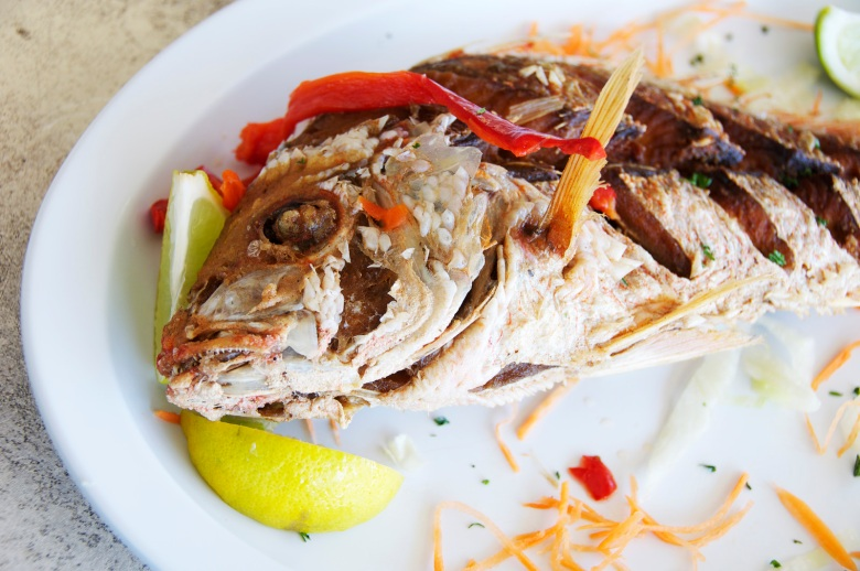 Fried Snapper 1