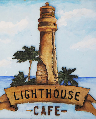 lighthouse cafe real cover