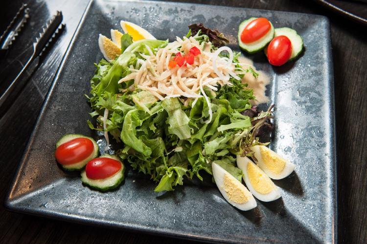 Gyu-Kaku Salad- Photo by Gyu-Kaku