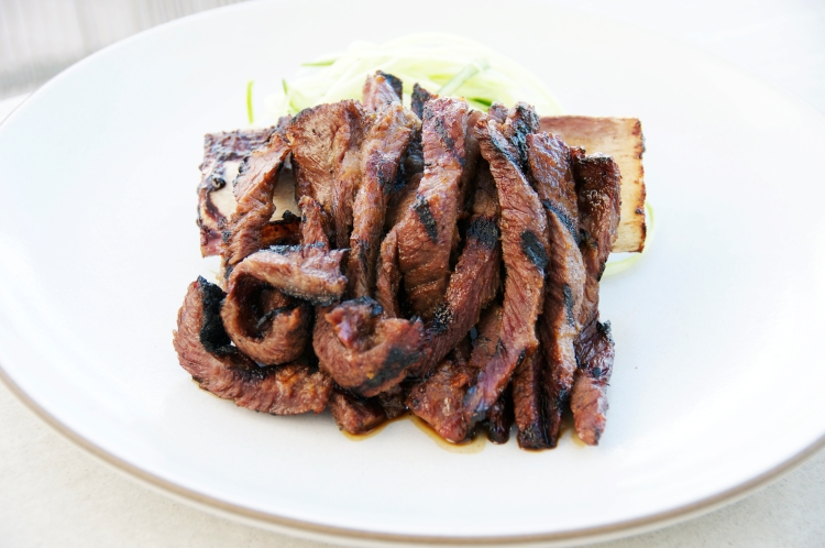 Korean Marinated Short Ribs