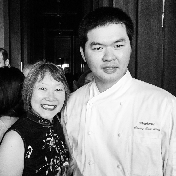 Wok Star and Hakkasan Chef