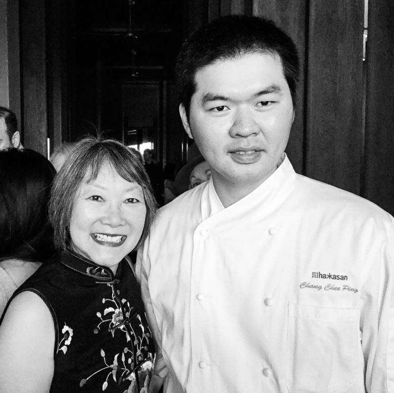 Wok Star and Hakkasan Chef