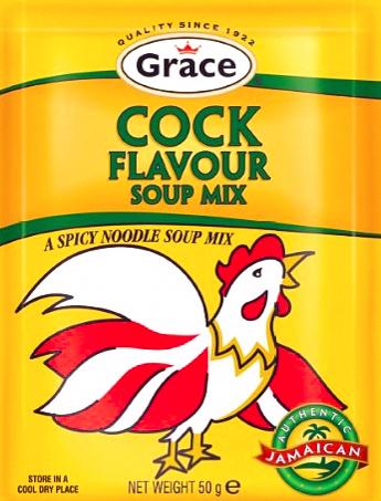 grace cock soup cover