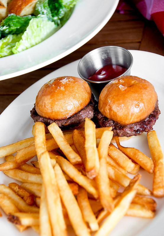 baby hamburgers