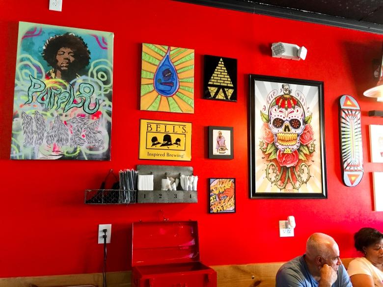 inside tacos & tattoos