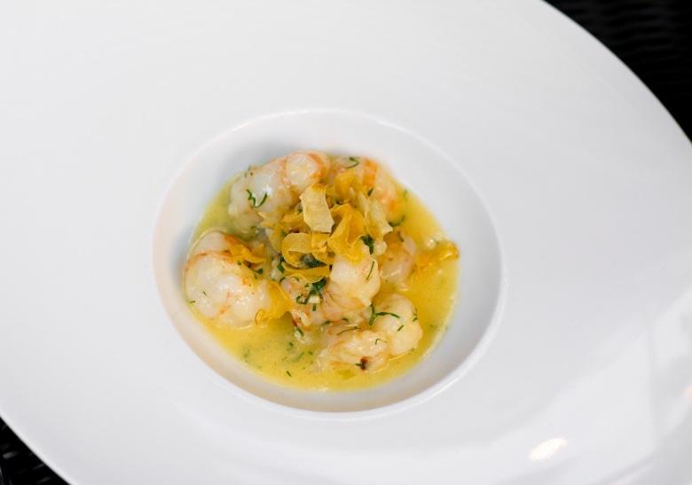 Shrimp Al Ajillo