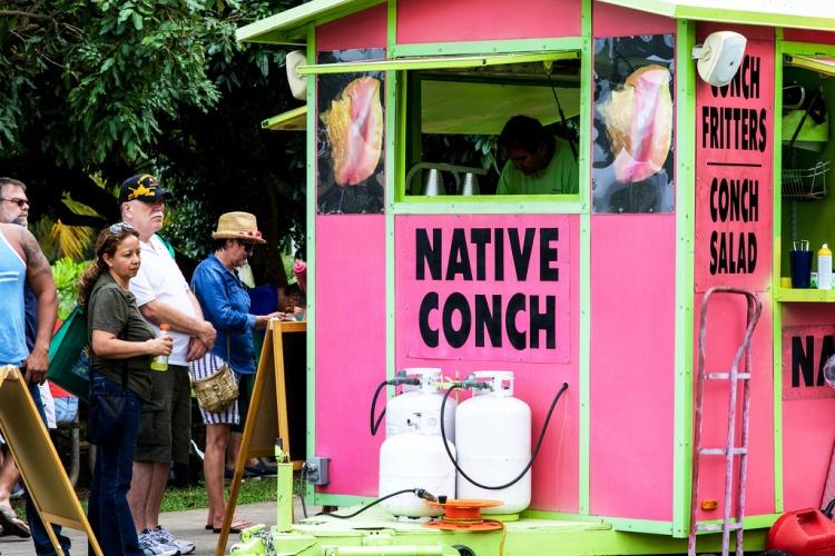 native conch